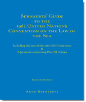 Bernaerts' Guide to the 1982 United Nations Convention on the Law of the Sea